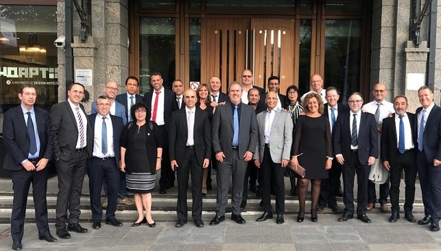 Senior Israeli diamond delegation to Moscow