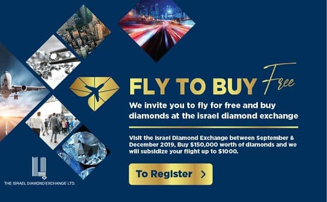 Flytobuy diamond capmaign israel