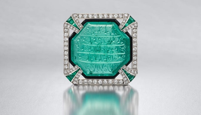 rare emerald gem bonhams