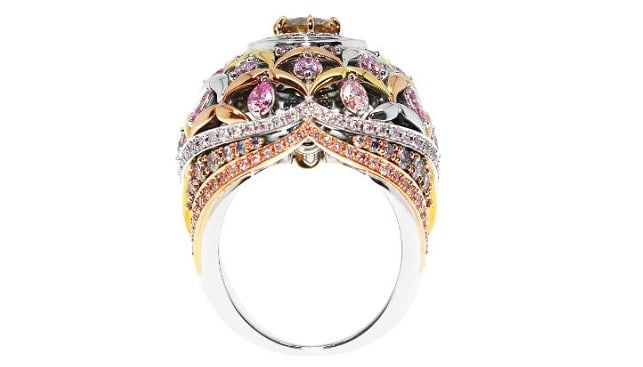 Argyle Dreaming diamond ring