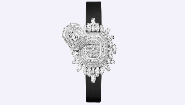 Harry Winston diamond watch