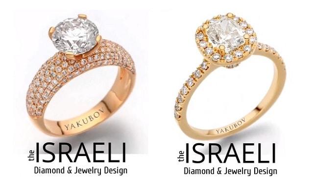 yakubov gold diamond rings