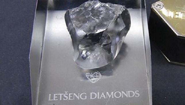gem quality diamond letseng