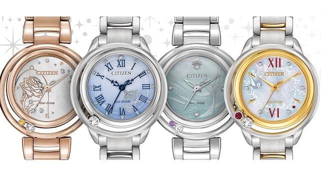 Disney Princess Diamond Timepiece