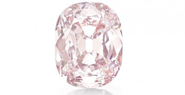 princie diamond pink christies