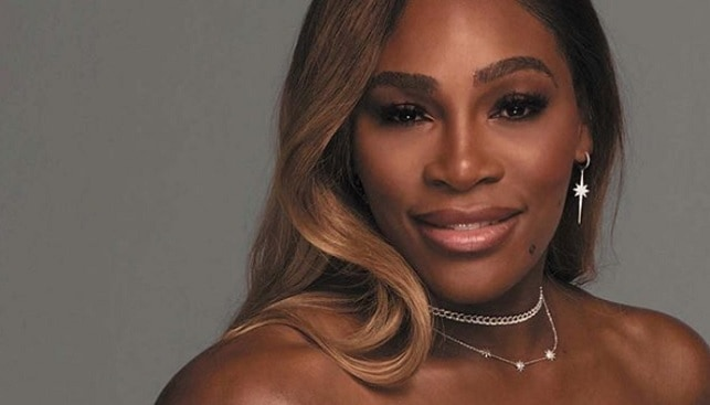 serena williams launched a diamond jewelry brand