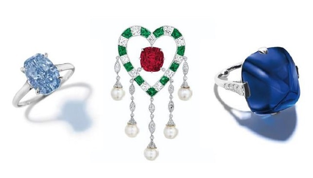 Christie's Magnificent Jewels diamonds
