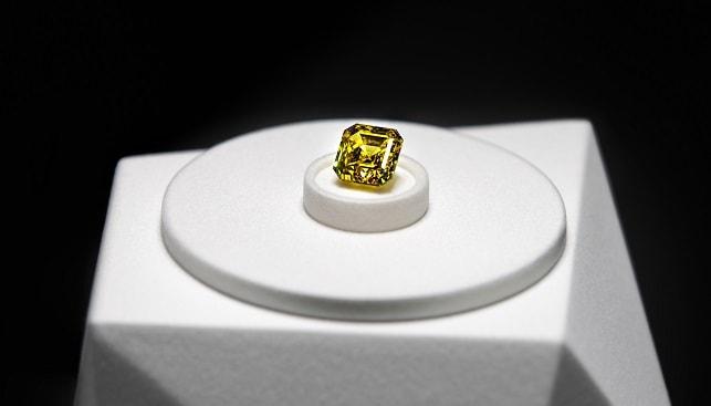 graff alrosa Firebird diamond