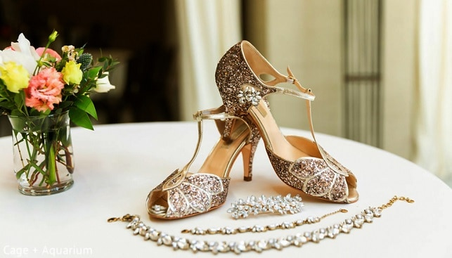 diamond Shoes jewelry trends