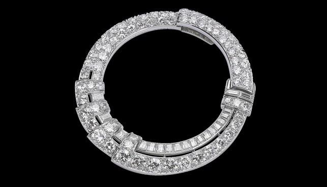 diamond ewelry by van cleef and arpels