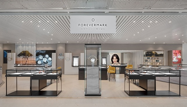 forevermark jewelry store china