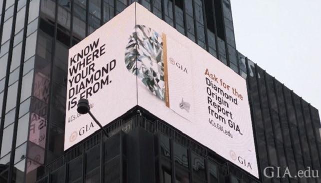 GIA diamond grading New York