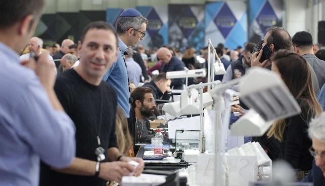 israel diamond week 2020