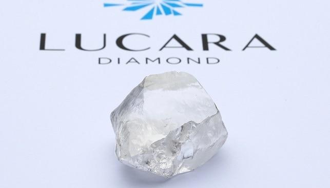lucara find huge 549 carat diamond