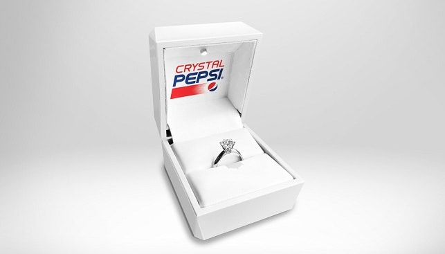 pepsi engagement ring diamond
