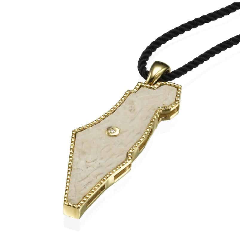 Zion at Heart pendant