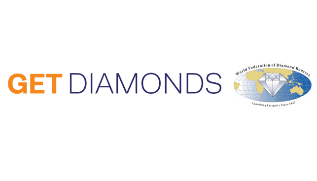 get diamonds logo wfdb