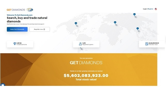 get diamonds platform wfdb