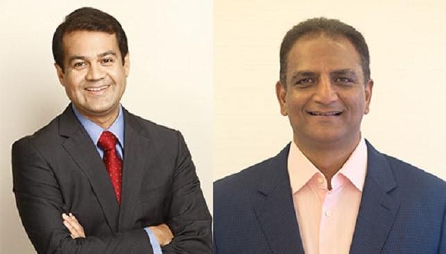 New GJEPC Chairman Colin Shah and Vice Chairman Vipul Shah