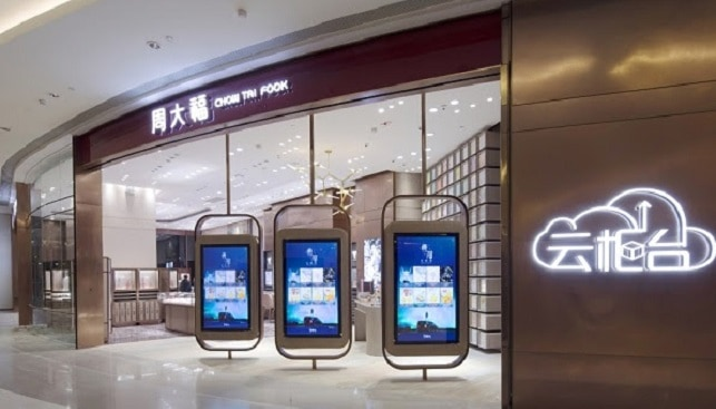 chow tai fook jewelry store