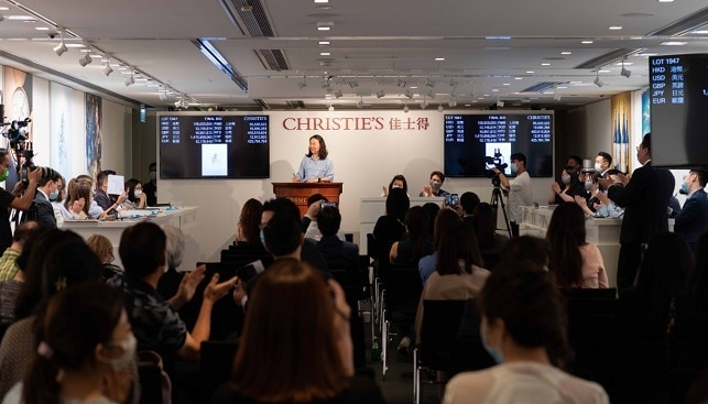 christies diamond jewelry auction