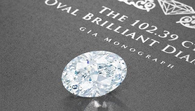 102 carat diamond online