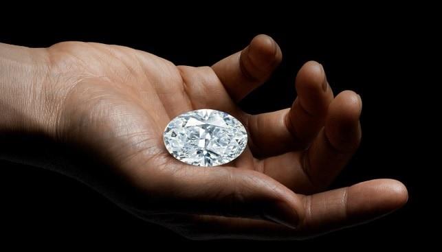 102 carat diamond sothebys