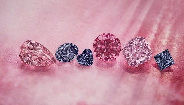 rio tinto pink diamonds