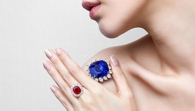 Sothebys blue sapphire auction