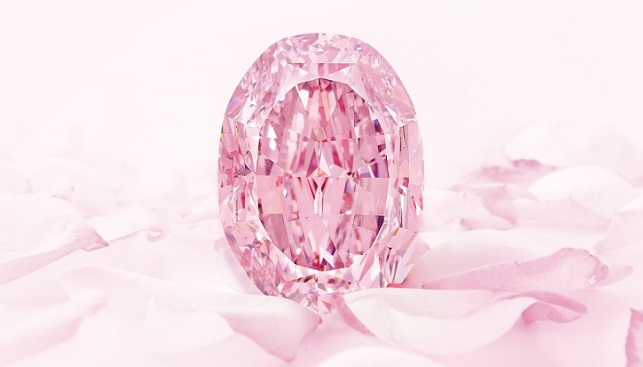 the spirit of rose pink diamond
