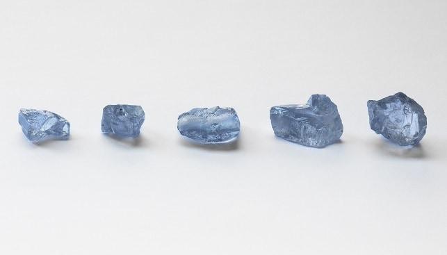 Letlapa petra blue diamonds