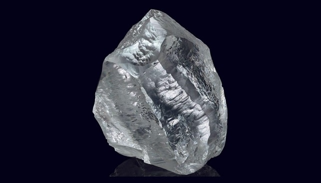 Sethunya 549 carats diamond