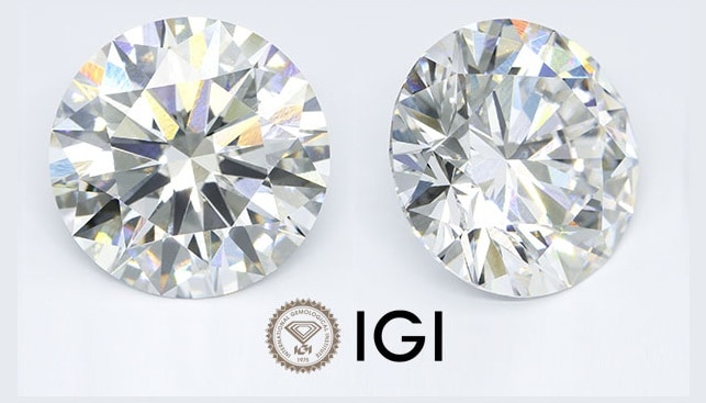 cvd diamond 12.75ct igi
