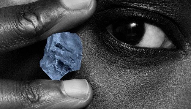 petra blue diamonds Letlapa collection