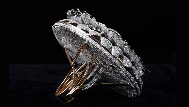Diamond Ring Guinness world Record
