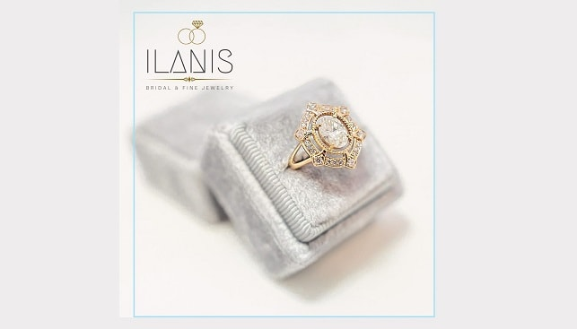 ILANIS diamond ring jewelry