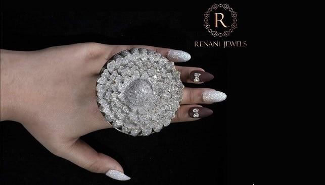 Marigold Diamond Ring Guinness