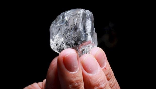 Lucara 378 Carat Diamond