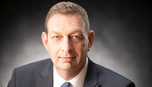 Israel Diamond Exchange President Boaz Moldawsky
