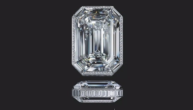 chanel 55.55 carat diamond necklace