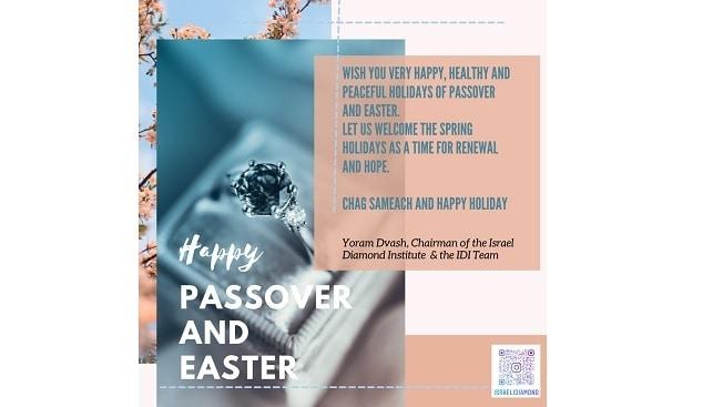 happy passover idi