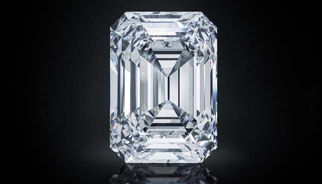 100 carat diamond ring
