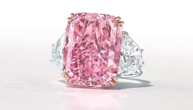 Sakura Diamond pink purple