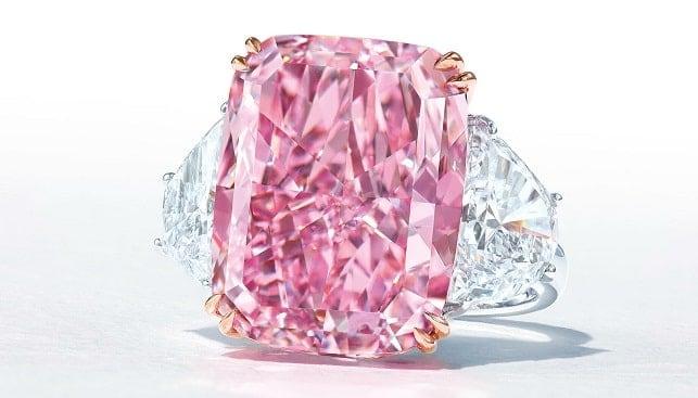 sakura pink diamond christies