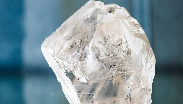 lucara 470 carat diamond