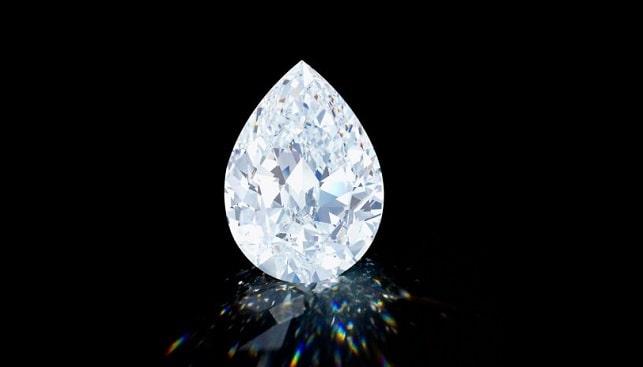 white diamond sothebys Key 10138