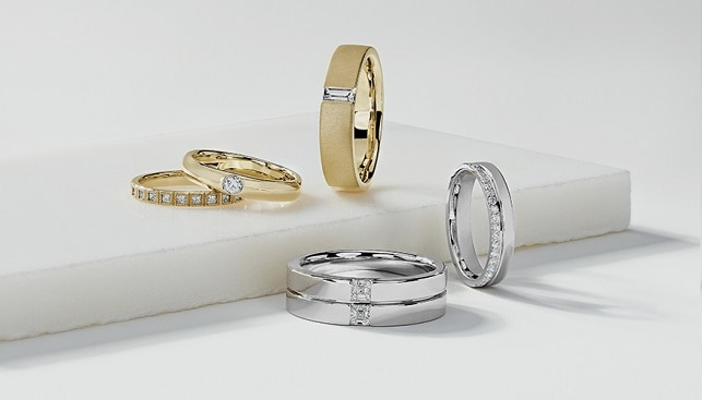 engagement ring Unisex Collection