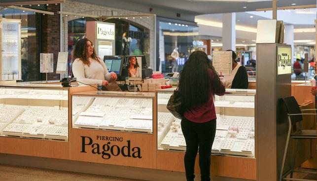 piercing Pagoda Jewelry Store