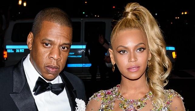Jay z and Beyonce diamond jewelry tiffanys