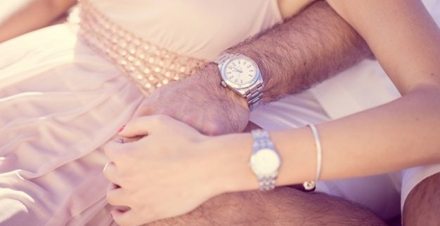 luxury engagement watches diamonds